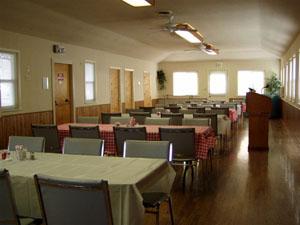Gladstone Community Club: Rental Information